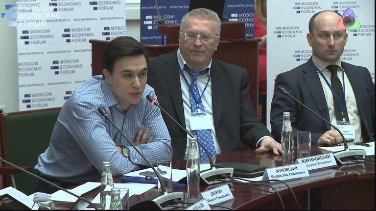 Владислав Жуковский - Жириновский в ШОКЕ - Бедность РФ