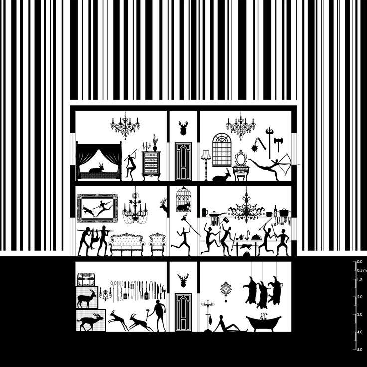 // Yousef Khatib / Commodity Fetishism / 2011