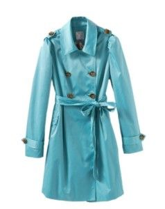This trenchcoat can be worn after Halloween. It is the perfect item for your Lucy Wilde costume!