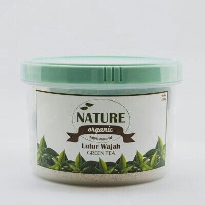 Jual Lulur Wajah Green Tea hanya Rp 100.000, lihat gambar klik https://www.tokopedia.com/lulurnature-cath/lulur-wajah-green-tea