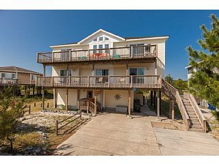 """Welcome to Atlantic Sunrise! This fantastic home with easy access to the lifeguarded beach offers 9 bedrooms and 7 bathrooms, a bright and open floor plan, and common space on all levels for large gatherings ..."