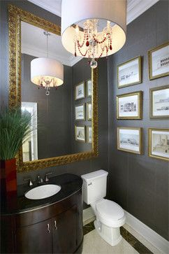 Powder Room Pictures Of Small Bathroom Makeovers Design, Pictures, Remodel, Decor and Ideas - page 10
