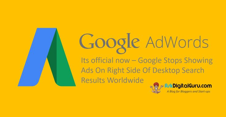 Google Stops Showing Ads On Right Side Of Desktop Search Results Worldwide. I don't know if you noticed this. See how can you impacted because of this!