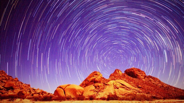 Namibia. Spitzkop