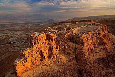 Masada (1000 Places, UNESCO) - Israel
