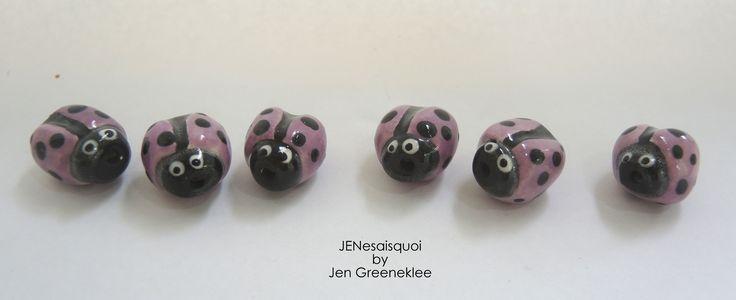 Groovy ladybirds