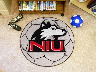Northern Illinois University Soccer Ball