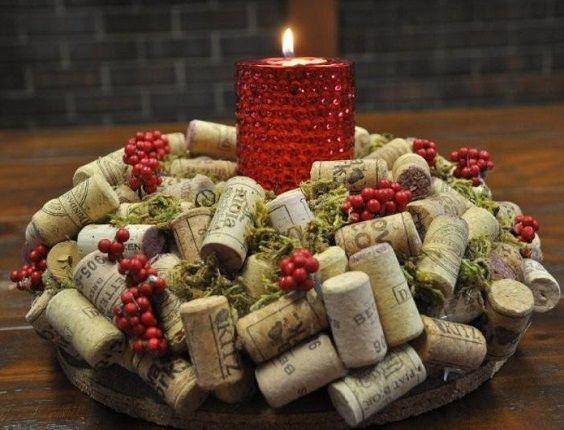 Best 25+ Wine Cork Centerpiece Ideas Only On Pinterest