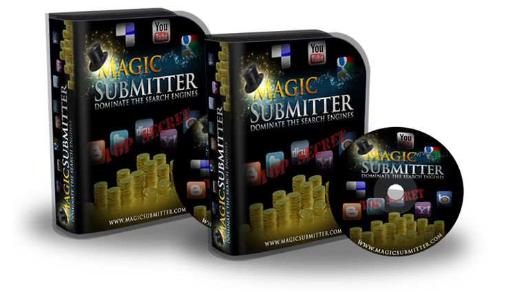 The Magic Submitter   proven system that can help anyone dominate their market…