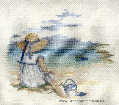 Daydreaming Cross Stitch Kit From Derwentwater Designs