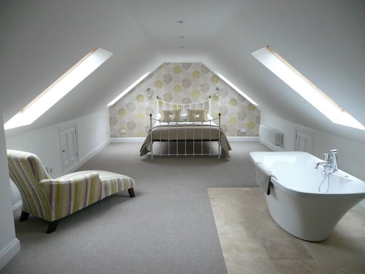 25 best ideas about loft conversions on pinterest attic conversion loft conversion bedroom - Loft conversion bedroom design ideas ...