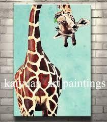 Resultado de imagen para jirafas imagenes cuadros