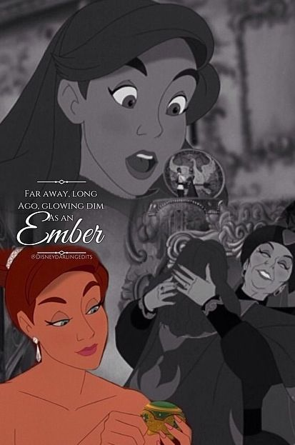this was my absolute fave movie when I was little. I still love this movie though!