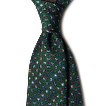 Cravata matase floral