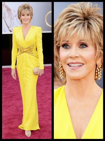 Jane Fonda's Glam Team Spills on How the Actress, 75, Looked So Hot at the Oscars