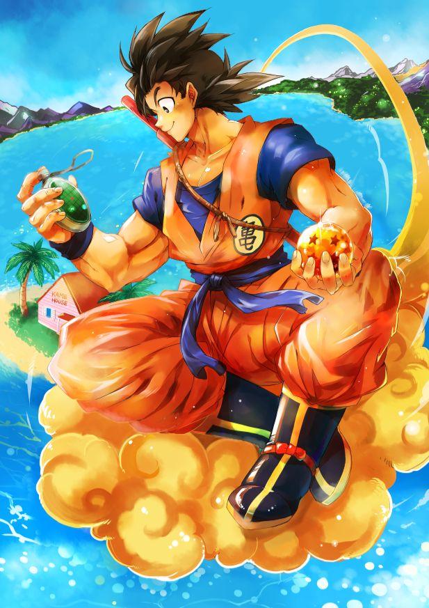 Goku's quest
