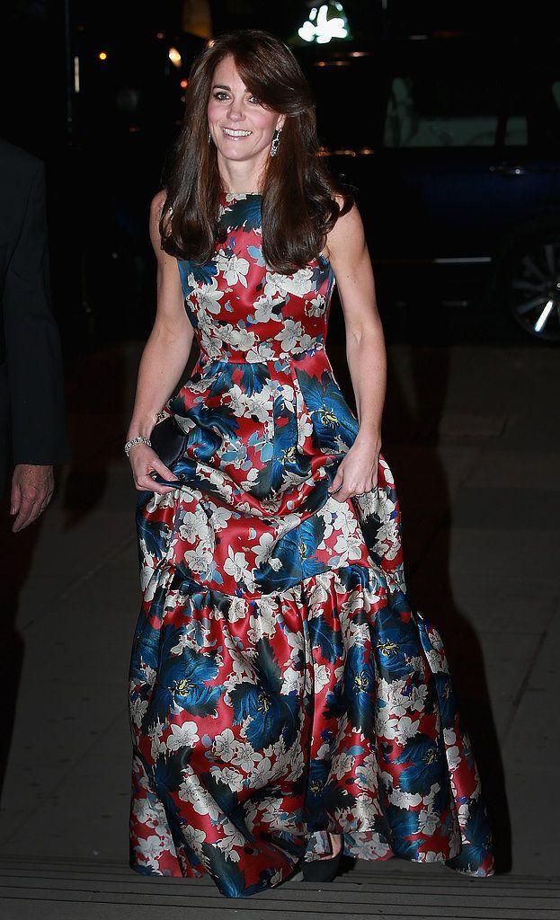 Kate Middleton at the 100 Women in Hedge Funds Gala 2015 | POPSUGAR Celebrity