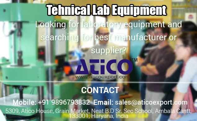 Now days, if you want make good reputation of your school and colleges then your colleges and school's sciences lab should be good. You should have all type of Technical Lab Equipment in your lab. So that students can do experiment and will be interested to study.