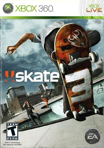 Skate 3 is like the best game ever!