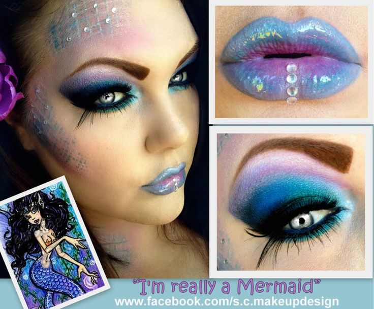 77 best Beauty - Makeup THEATRICAL images on Pinterest | Beauty ...