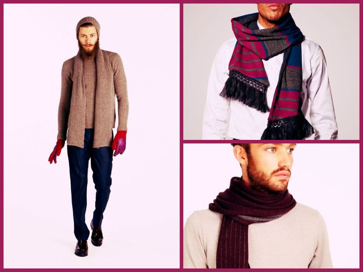 The scarf: an adaptable accessory