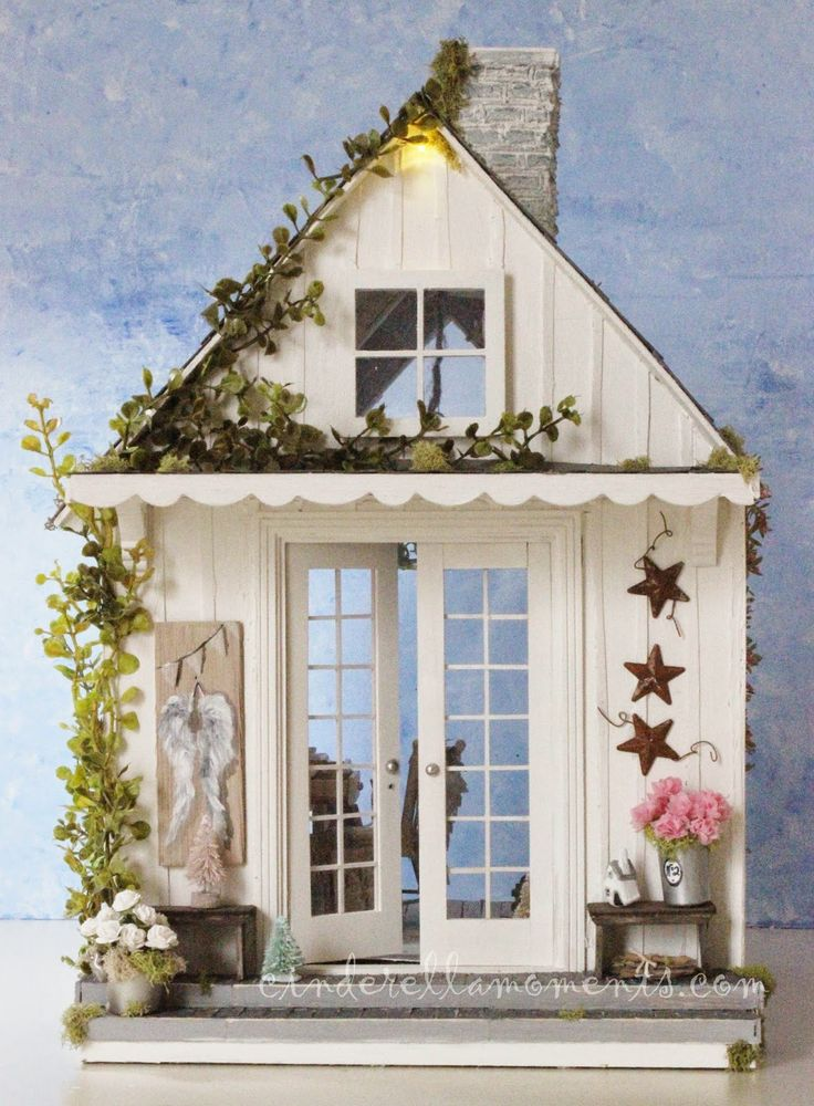 Cinderella Moments Angel Studio Dollhouse Dollhouse And