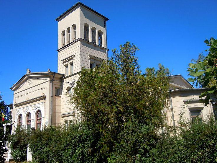 Muzeul memorial Mihai Sadoveanu