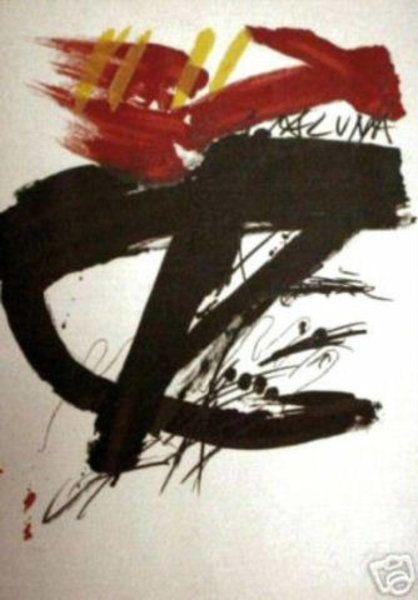Antonio Tàpies. Su compromiso por tratar asuntos sociales y políticos especialmente relacionados con la cultura catalana