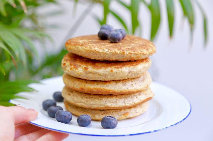 Pancakes healthy - 1