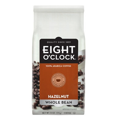Eight O'Clock Coffee flavor Hazelnut is my all time favorite for sure!
