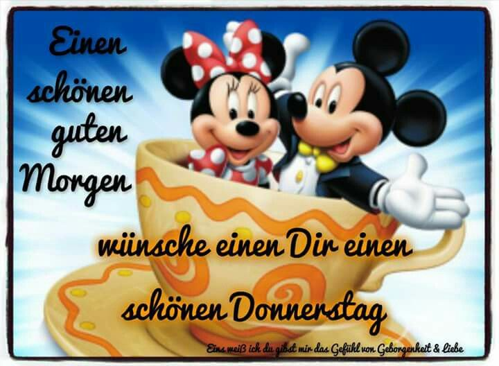 Very Good Morning In German : Best images about donnerstag on pinterest posts
