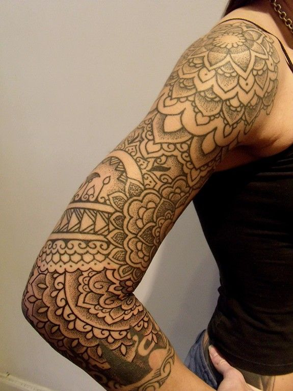 25 best ideas about henna sleeve on pinterest henna arm. Black Bedroom Furniture Sets. Home Design Ideas
