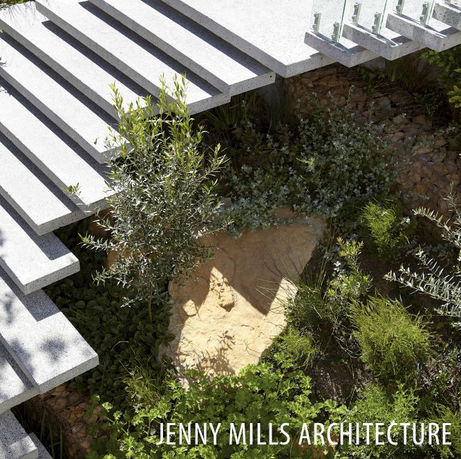 landscaping, lions head, precast concrete, stairs