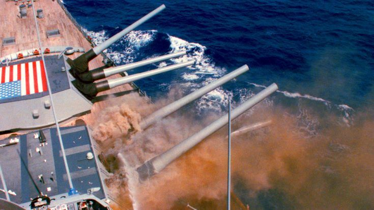 Declassified Film Of The USS Iowa's Horrific Turret Explosion – Absolutely Terrifying | World War Wings Videos
