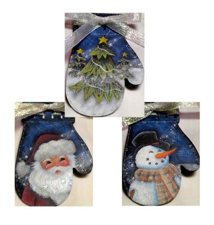 The Magic of Christmas Ornament E-Packet - Ann Perz