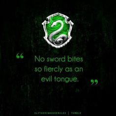 1000+ images about Slytherin Quotes on Pinterest | Slytherin quotes, Slytherin and Slytherin house
