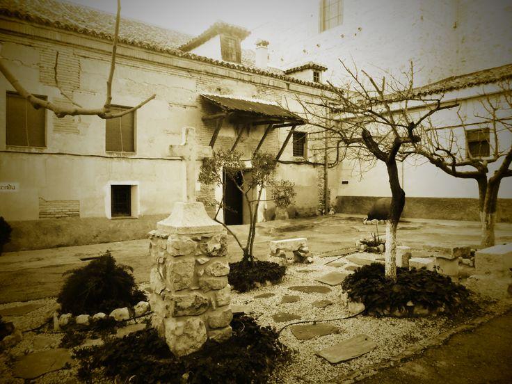 Patio del Convento de las Clarisas