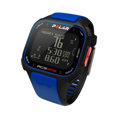 PULSÓMETRO POLAR RC3 GPS BLUE HR #pulsometro #polar #fitness #heartratemonitor #sports #gps