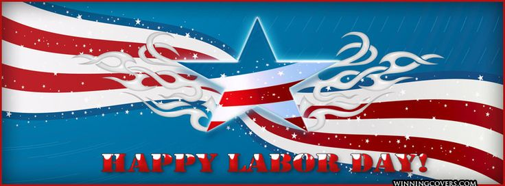 Labor Day Timeline Covers for FB Profile