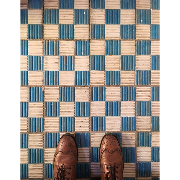 #Tiles and #shoes