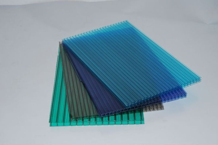 how to finish polycarbonate sheets