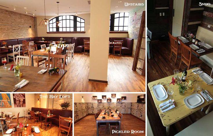 Farmhouse Evanston Events Spaces