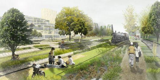 landscape and urbanism