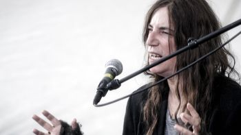 Patti Smith, Godmother of Punk..talks about young creative people in tough times....well worth a listen whether you like her and her music or not. I LOVE her work, so i'm biased and gladly admit it...LOL!