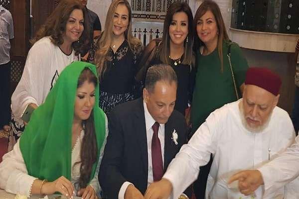 الصور الأولى من عقد قران الإعلامية رولا خرسا بحضور عدد من الإعلاميات والشيخ على جمعه وأبرز المعلومات عنها وعن زوجها Fashion Egypt Dresses