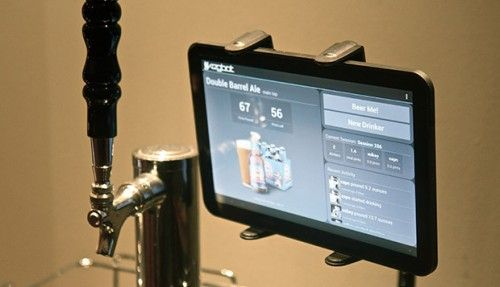Kegbot: Tablet-Powered Beer Kegerator