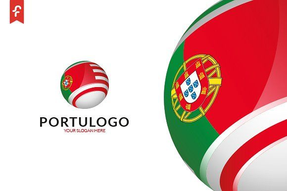 Portugal Logo @creativework247