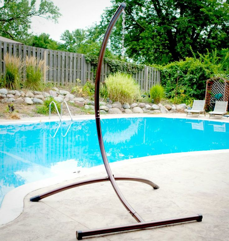 Arc Hanging Chair Stand