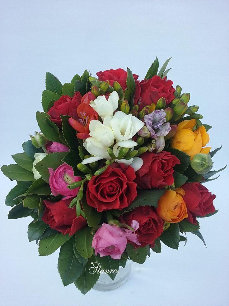 #colorful#seasonal#bouquet