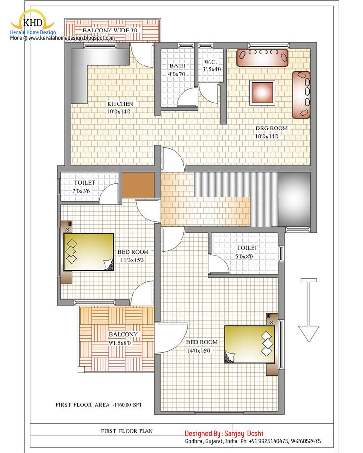Duplex House Floor Plans #stairs Pinned By Www.modlar.com